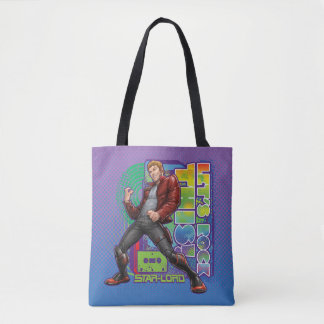 Guardians of the Galaxy | Let's Rock This! Tote Bag
