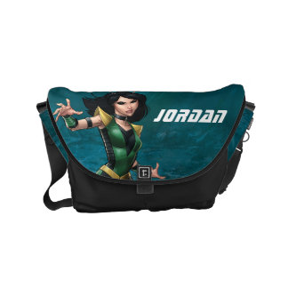 Guardians of the Galaxy | Mantis Character Art Messenger Bag