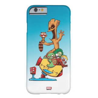 Guardians of the Galaxy | Mechanical Rocket Ride Barely There iPhone 6 Case