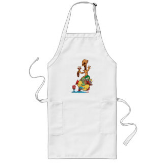Guardians of the Galaxy | Mechanical Rocket Ride Long Apron