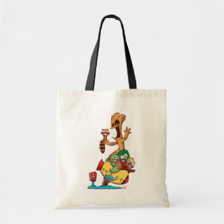 Guardians of the Galaxy | Mechanical Rocket Ride Tote Bag