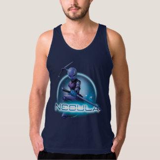 Guardians of the Galaxy | Nebula Character Badge Singlet