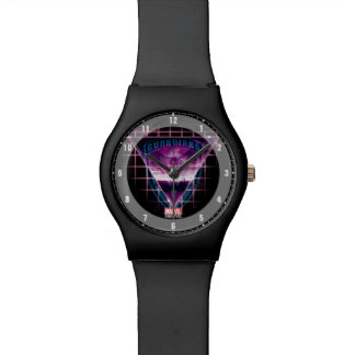 Guardians of the Galaxy | Neon Superimposed Logo Watch