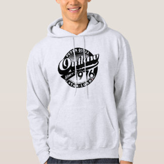 Guardians of the Galaxy   Outlaw Since 1976 Hoodie