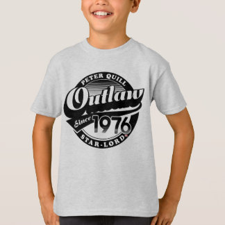 Guardians of the Galaxy | Outlaw Since 1976 T-Shirt