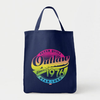 Guardians of the Galaxy | Outlaw Since 1976 Tote Bag