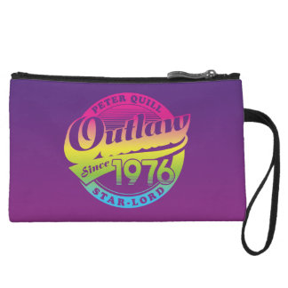 Guardians of the Galaxy | Outlaw Since 1976 Wristlet Purses