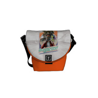 Guardians of the Galaxy | Retro Crew Art Courier Bags