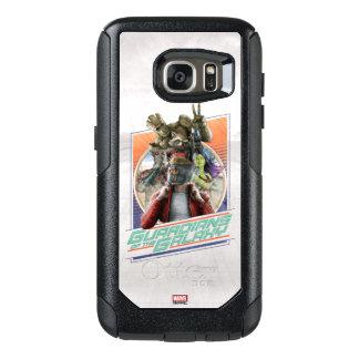 Guardians of the Galaxy | Retro Crew Art OtterBox Samsung Galaxy S7 Case