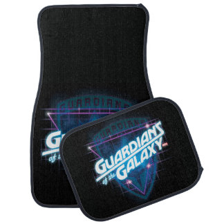 Guardians of the Galaxy | Retro Logo Car Mat