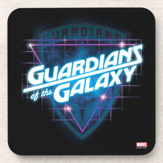 Guardians of the Galaxy | Retro Logo Coaster