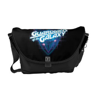 Guardians of the Galaxy | Retro Logo Courier Bags