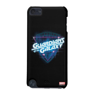 Guardians of the Galaxy | Retro Logo iPod Touch (5th Generation) Cases