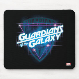 Guardians of the Galaxy | Retro Logo Mouse Pad