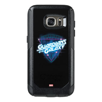 Guardians of the Galaxy | Retro Logo OtterBox Samsung Galaxy S7 Case