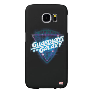Guardians of the Galaxy | Retro Logo Samsung Galaxy S6 Cases