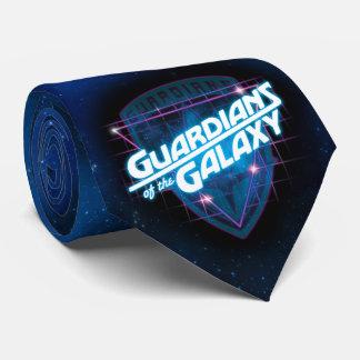 Guardians of the Galaxy | Retro Logo Tie