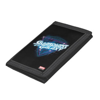 Guardians of the Galaxy | Retro Logo Trifold Wallets
