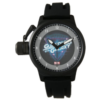 Guardians of the Galaxy | Retro Logo Watch