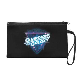 Guardians of the Galaxy | Retro Logo Wristlet Clutch
