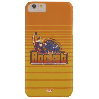 Guardians of the Galaxy | Rocket Character Badge Barely There iPhone 6 Plus Case