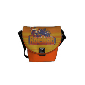 Guardians of the Galaxy | Rocket Character Badge Commuter Bags