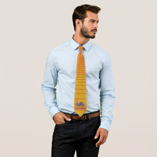 Guardians of the Galaxy   Rocket Character Badge Tie