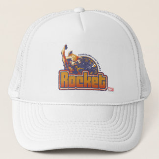 Guardians of the Galaxy | Rocket Character Badge Trucker Hat
