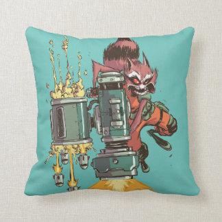 Guardians of the Galaxy | Rocket Full Blast Cushion