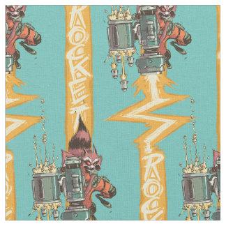 Guardians of the Galaxy | Rocket Full Blast Fabric