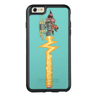 Guardians of the Galaxy | Rocket Full Blast OtterBox iPhone 6/6s Plus Case