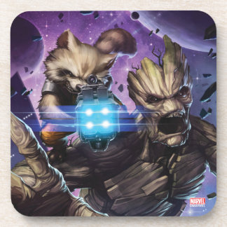 Guardians of the Galaxy | Rocket & Groot Attack Coaster
