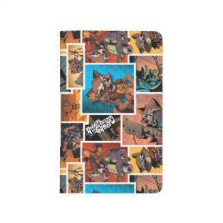 Guardians of the Galaxy | Rocket & Groot Collage Journal