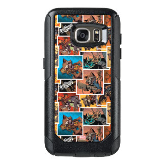 Guardians of the Galaxy | Rocket & Groot Collage OtterBox Samsung Galaxy S7 Case