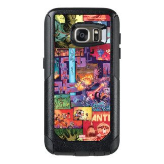 Guardians of the Galaxy | Rocket & Groot Pattern OtterBox Samsung Galaxy S7 Case