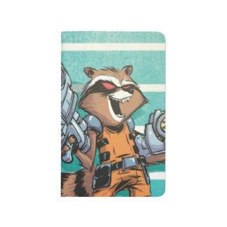 Guardians of the Galaxy | Rocket Mugshot Journal