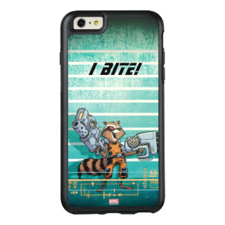 Guardians of the Galaxy | Rocket Mugshot OtterBox iPhone 6/6s Plus Case