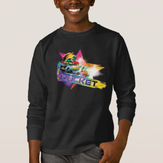 Guardians of the Galaxy | Rocket Neon Graphic T-Shirt