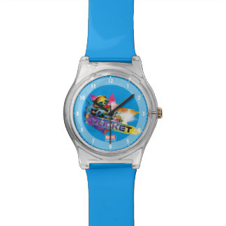 Guardians of the Galaxy | Rocket Neon Graphic Watch