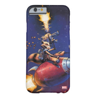 Guardians of the Galaxy | Rocket Riding Missile Barely There iPhone 6 Case