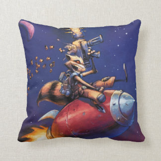 Guardians of the Galaxy | Rocket Riding Missile Cushion