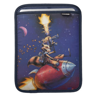 Guardians of the Galaxy | Rocket Riding Missile iPad Sleeve