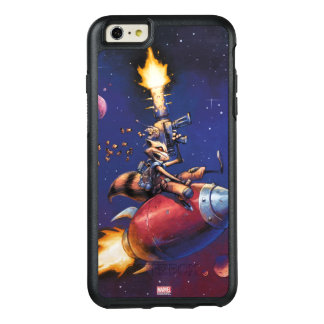 Guardians of the Galaxy | Rocket Riding Missile OtterBox iPhone 6/6s Plus Case