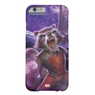 Guardians of the Galaxy | Rocket With Guns Barely There iPhone 6 Case