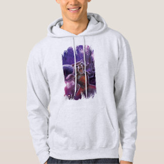 Guardians of the Galaxy | Rocket With Guns Hoodie