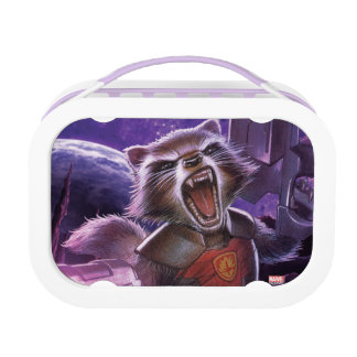 Guardians of the Galaxy | Rocket With Guns Lunch Box
