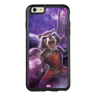 Guardians of the Galaxy | Rocket With Guns OtterBox iPhone 6/6s Plus Case