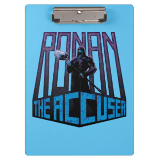 Guardians of the Galaxy | Ronan The Accuser Clipboard