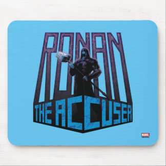 Guardians of the Galaxy | Ronan The Accuser Mouse Pad