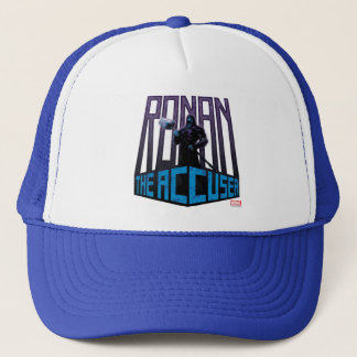 Guardians of the Galaxy | Ronan The Accuser Trucker Hat